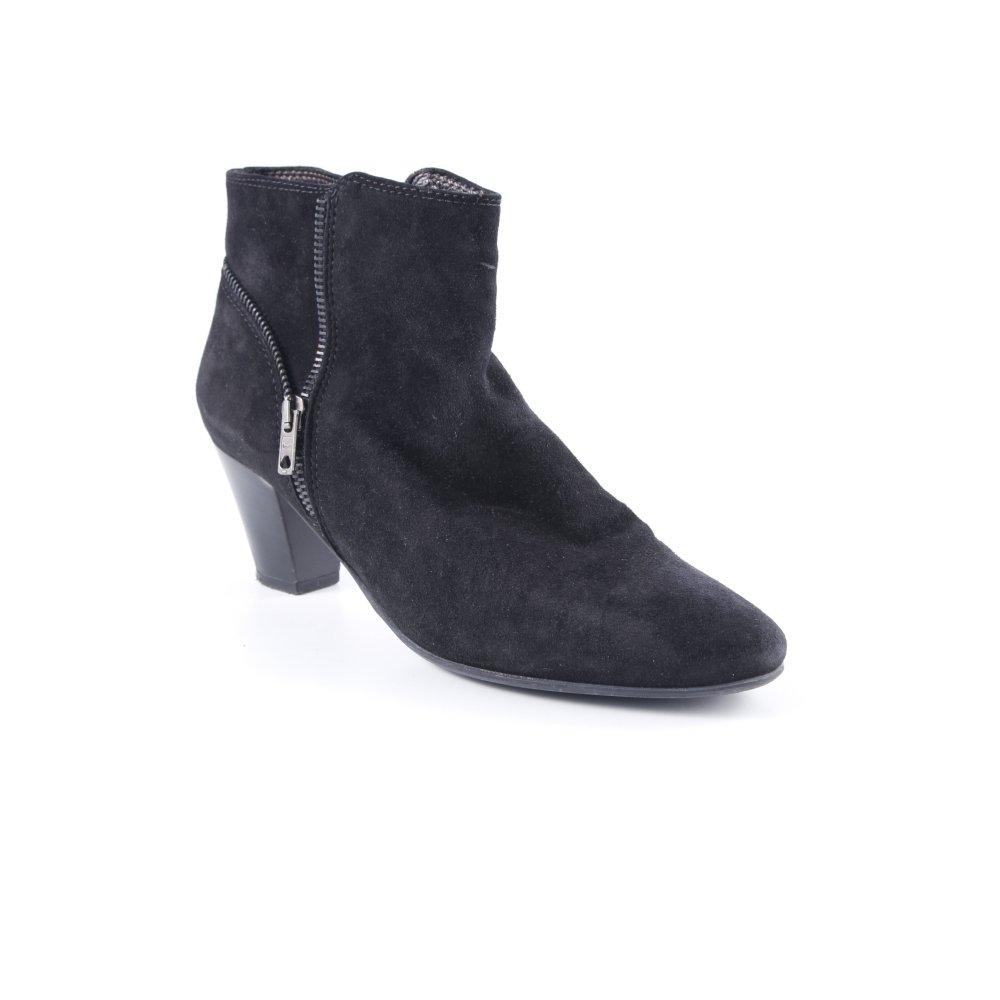lamica ankle boots schwarz business look damen gr de 39. Black Bedroom Furniture Sets. Home Design Ideas