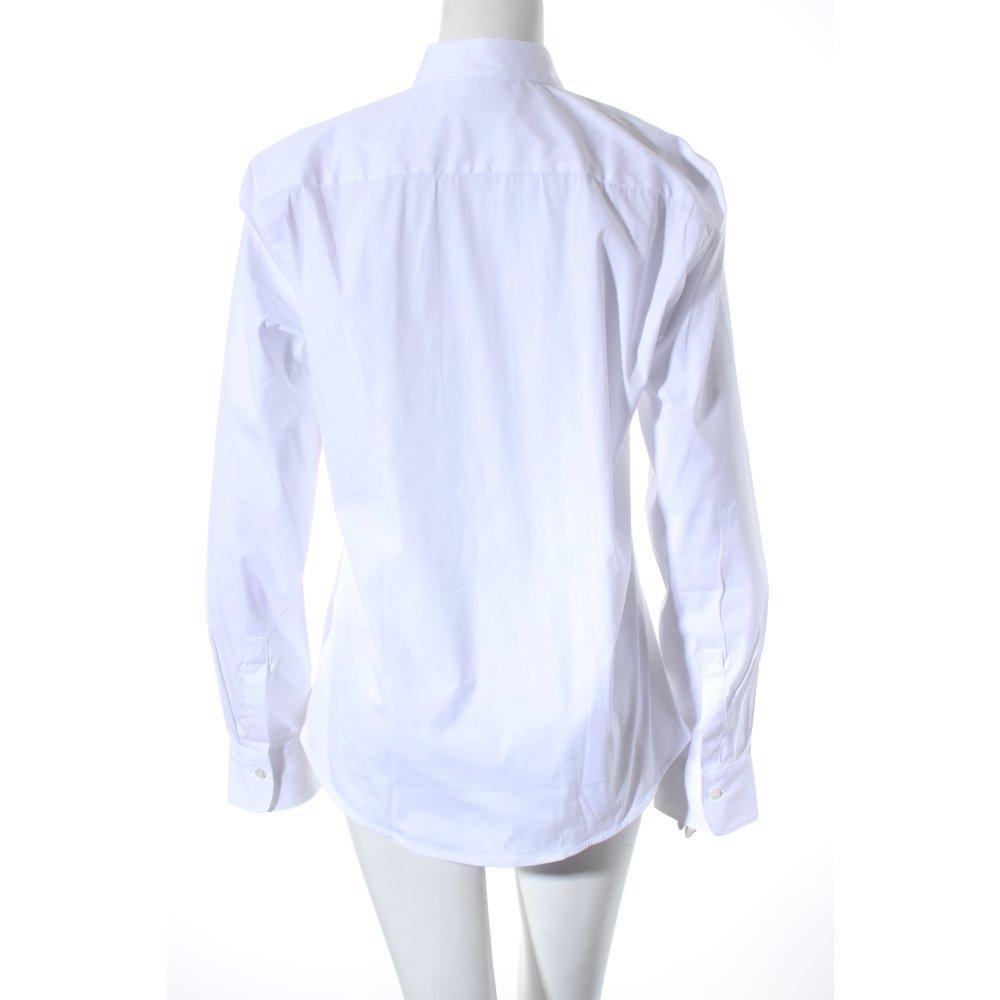 Lareida langarm bluse wei klassischer stil damen gr de for Klassischer stil