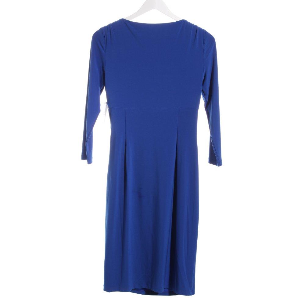 lauren by ralph lauren kleid blau elegant damen gr de 36 dress ebay. Black Bedroom Furniture Sets. Home Design Ideas