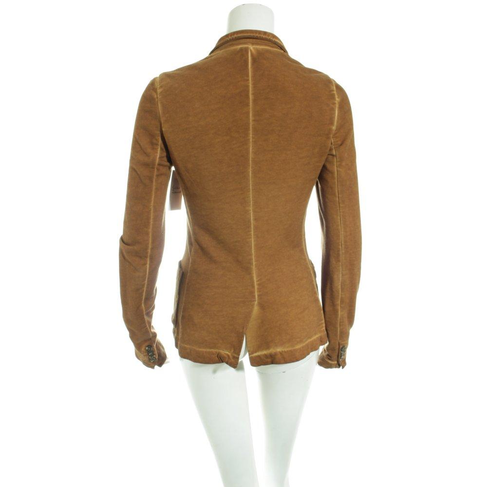 LIEBESKIND BERLIN Damen Sweat-Blazer weicher Baumwoll-Qualität