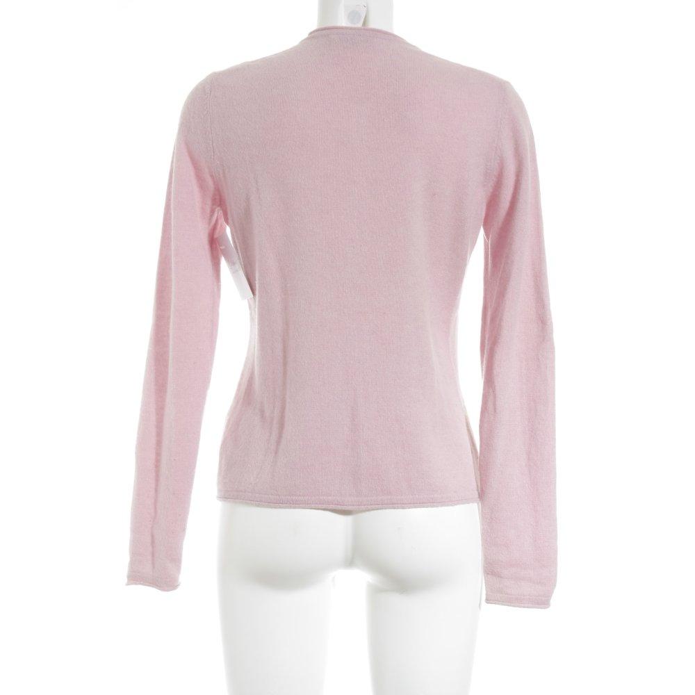Lilienfels strickjacke rosa klassischer stil damen gr de for Klassischer stil