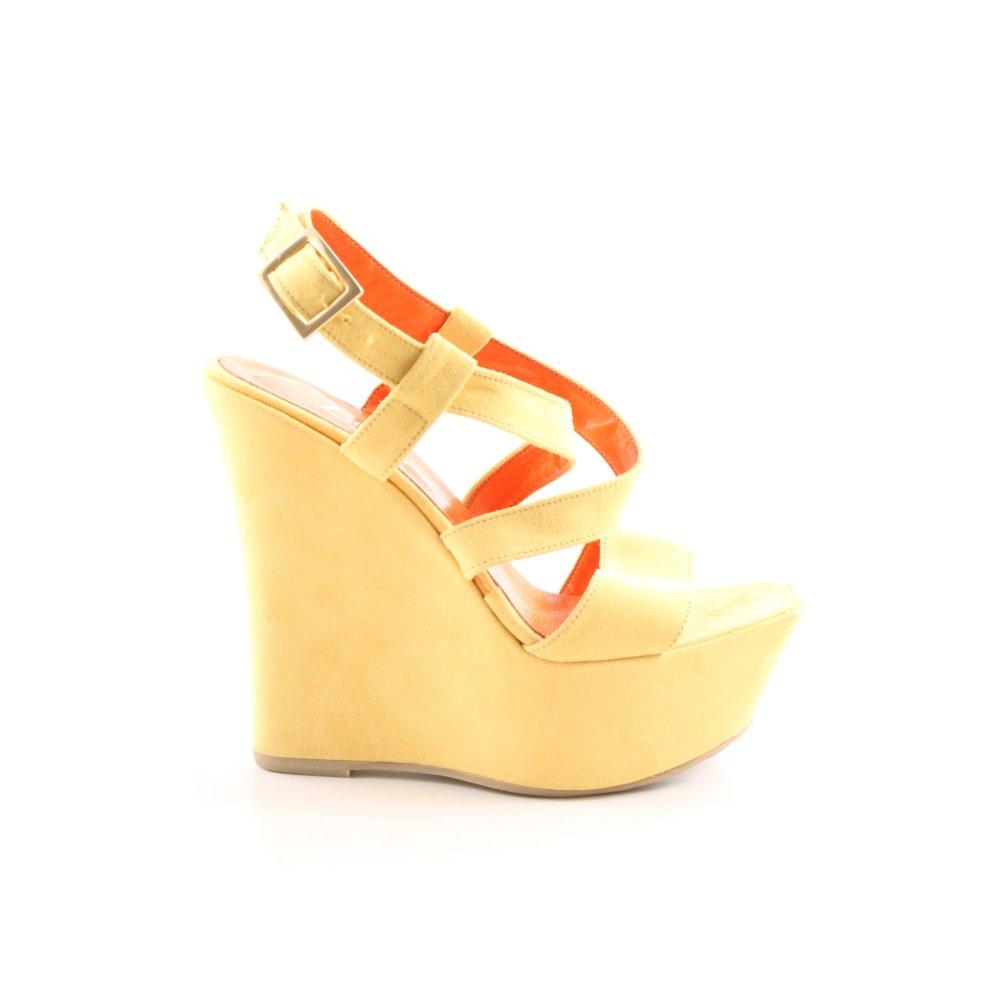 Femmes Chaussures escarpins compensé neuf Noir  Gris Taupe P 36//41 LX-B21