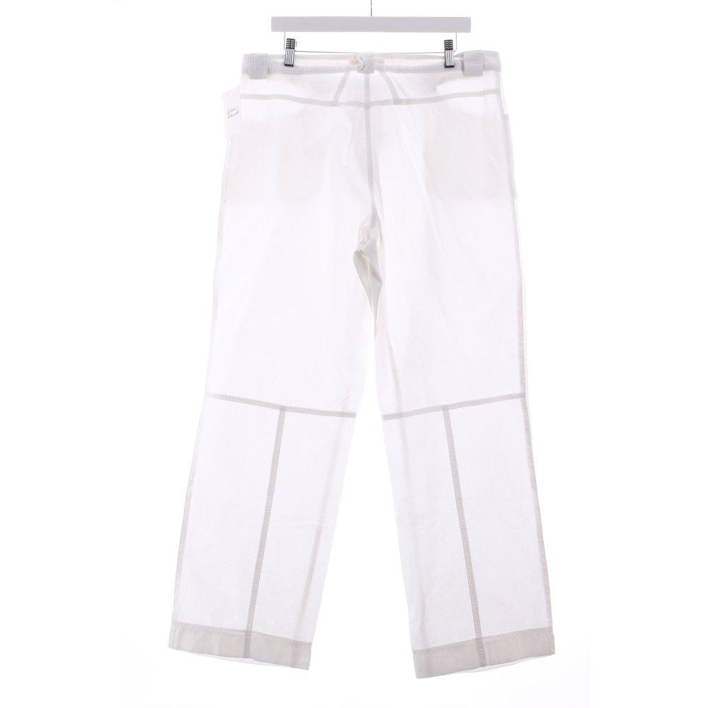 mac jeans cordhose juliane wei damen gr de 46 wei hose trousers. Black Bedroom Furniture Sets. Home Design Ideas