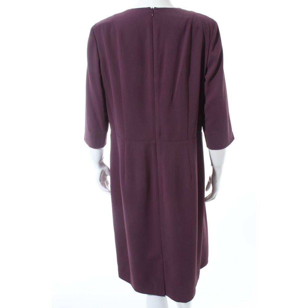madeleine robe crayon rouge m re aspect enroul dames t 44 ebay. Black Bedroom Furniture Sets. Home Design Ideas