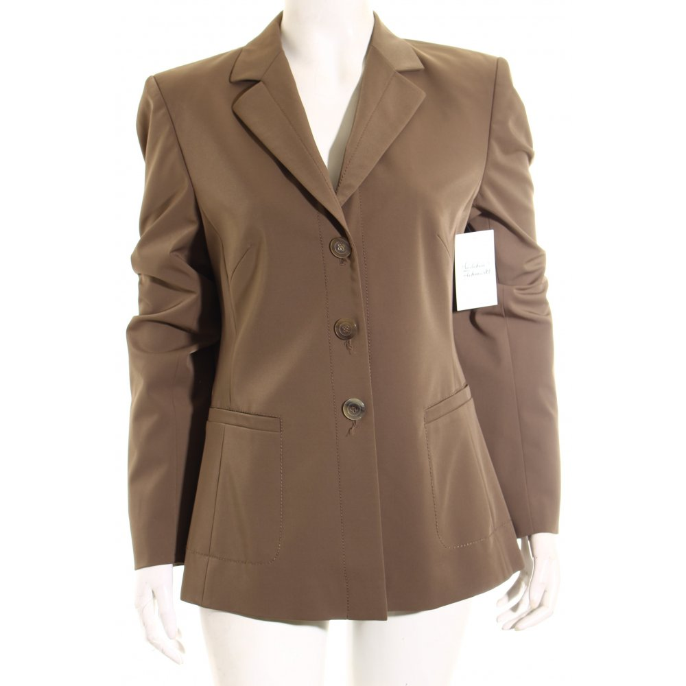 marc aurel blazer braun business look damen gr de 36 ebay. Black Bedroom Furniture Sets. Home Design Ideas