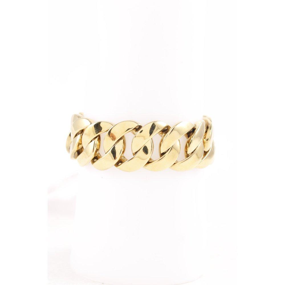 marc by marc jacobs armband goldfarben extravaganter stil damen armschmuck ebay. Black Bedroom Furniture Sets. Home Design Ideas
