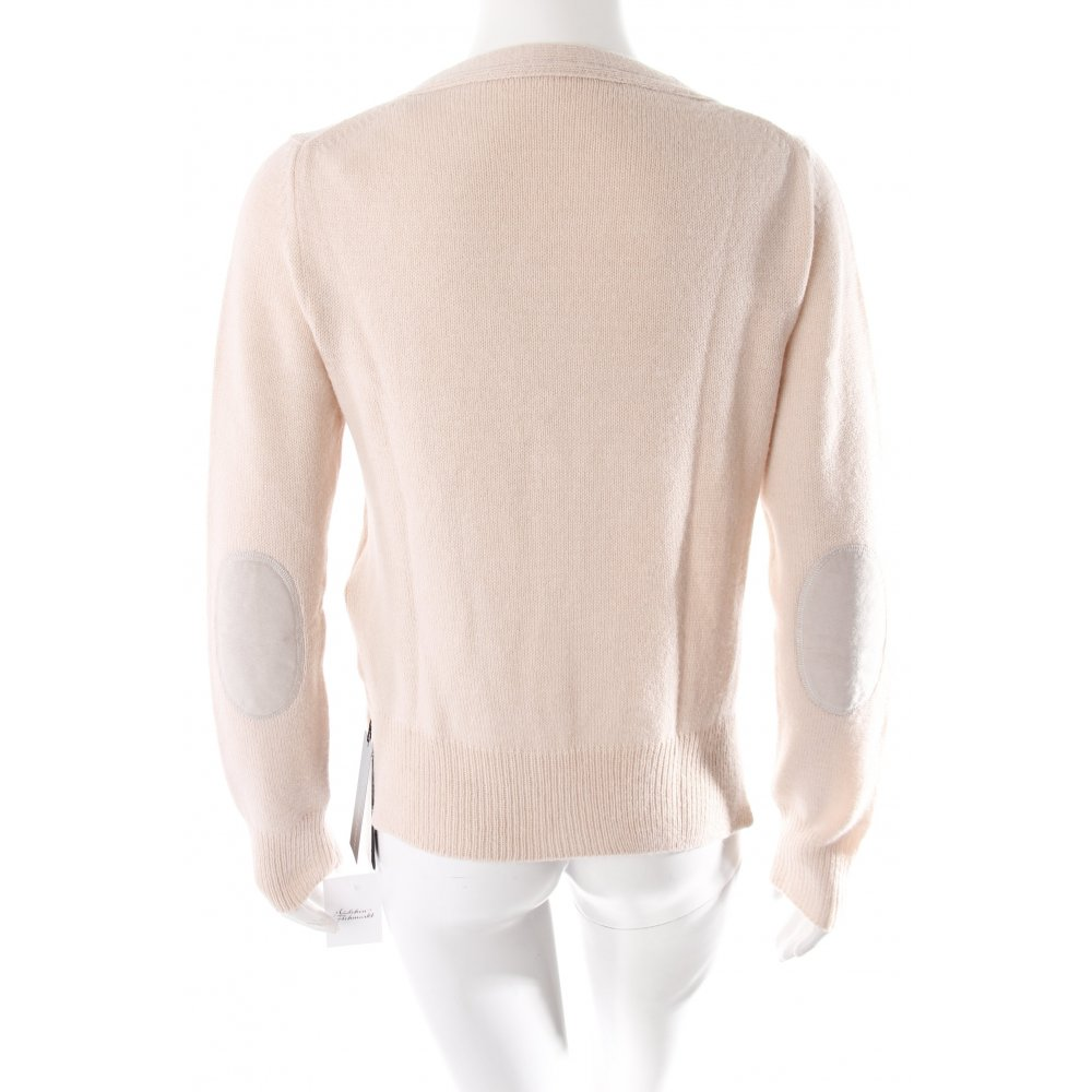 marc cain sports strickjacke rosa damen gr de 36 altrosa strickbekleidung ebay. Black Bedroom Furniture Sets. Home Design Ideas