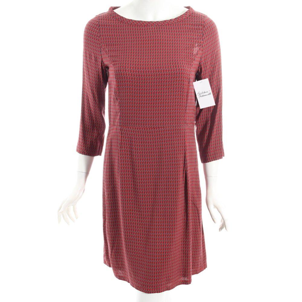 marc o polo a linien kleid rot casual look damen gr de 36 dress a. Black Bedroom Furniture Sets. Home Design Ideas
