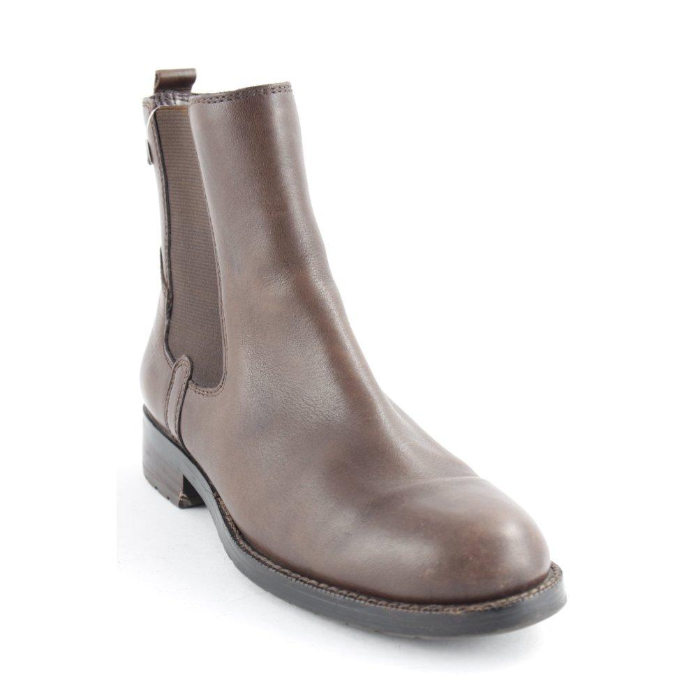 marc o polo chelsea boots braun casual look damen gr de 36 damenschuhe ebay. Black Bedroom Furniture Sets. Home Design Ideas