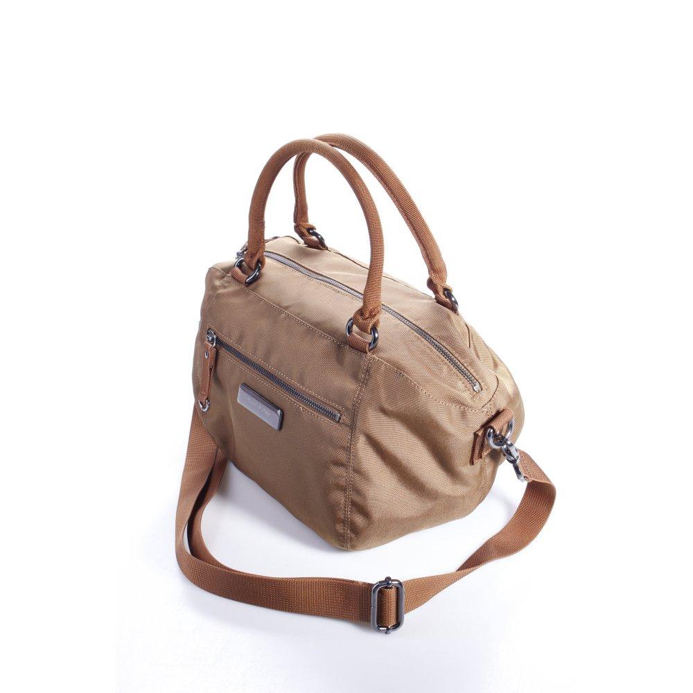 marc o polo marc o 39 polo handtasche nylon damen olivgr n tasche bag handbag ebay. Black Bedroom Furniture Sets. Home Design Ideas