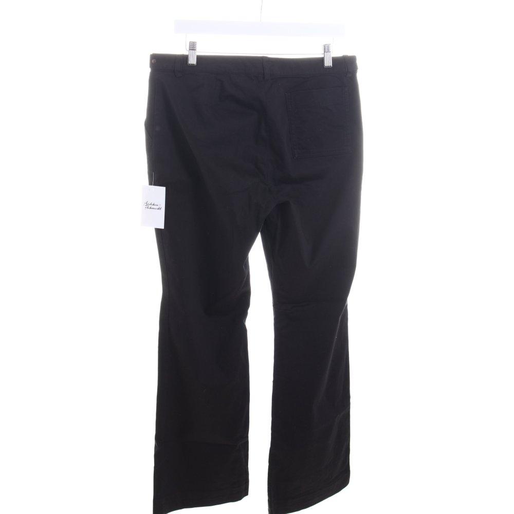 marc o polo hose schwarz casual look damen gr de 38 trousers ebay. Black Bedroom Furniture Sets. Home Design Ideas
