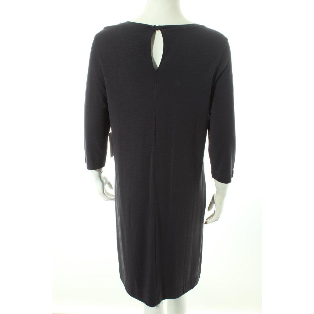 marc o polo jerseykleid graublau casual look damen gr de 40 kleid. Black Bedroom Furniture Sets. Home Design Ideas