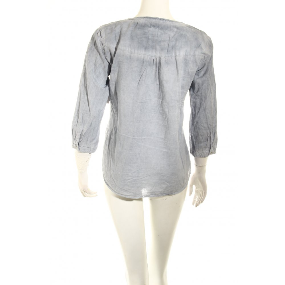 marc o polo r schen bluse blassblau used optik damen gr. Black Bedroom Furniture Sets. Home Design Ideas