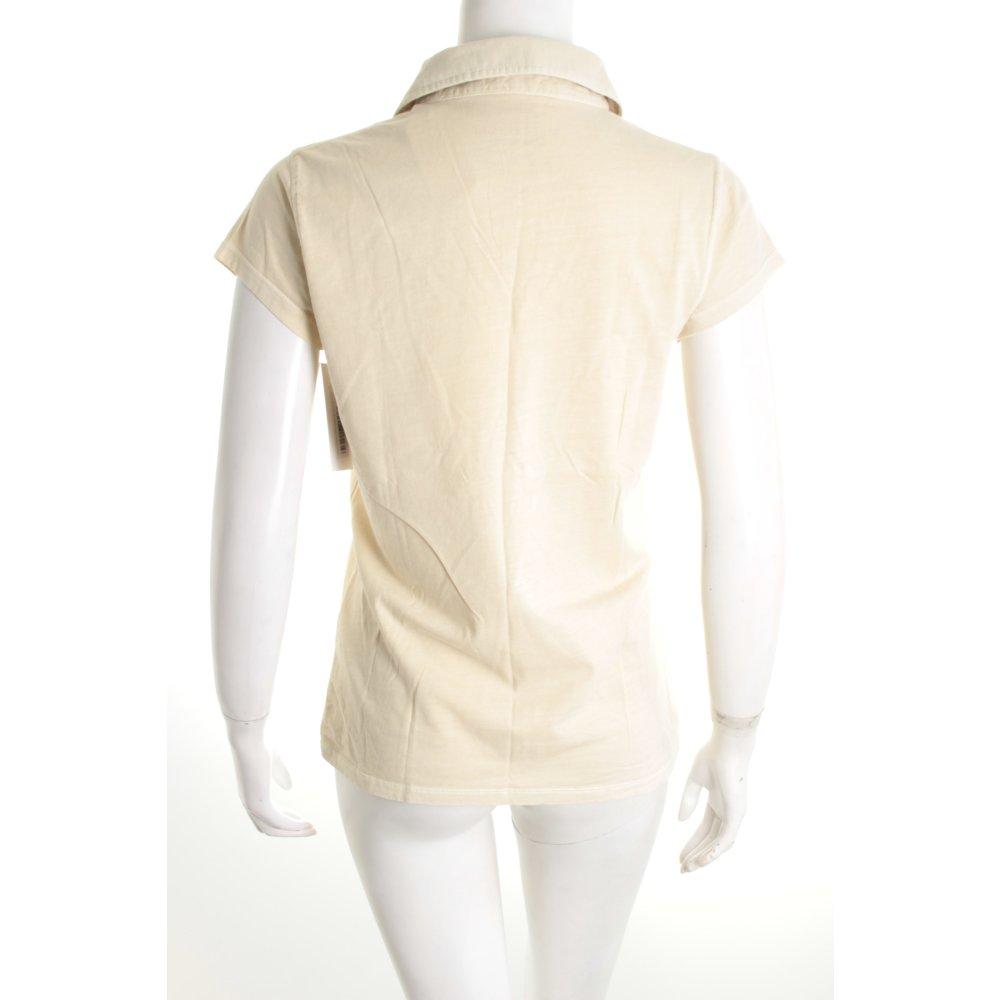 details zu marc o polo shirt hellgelb casual look damen gr de 38. Black Bedroom Furniture Sets. Home Design Ideas
