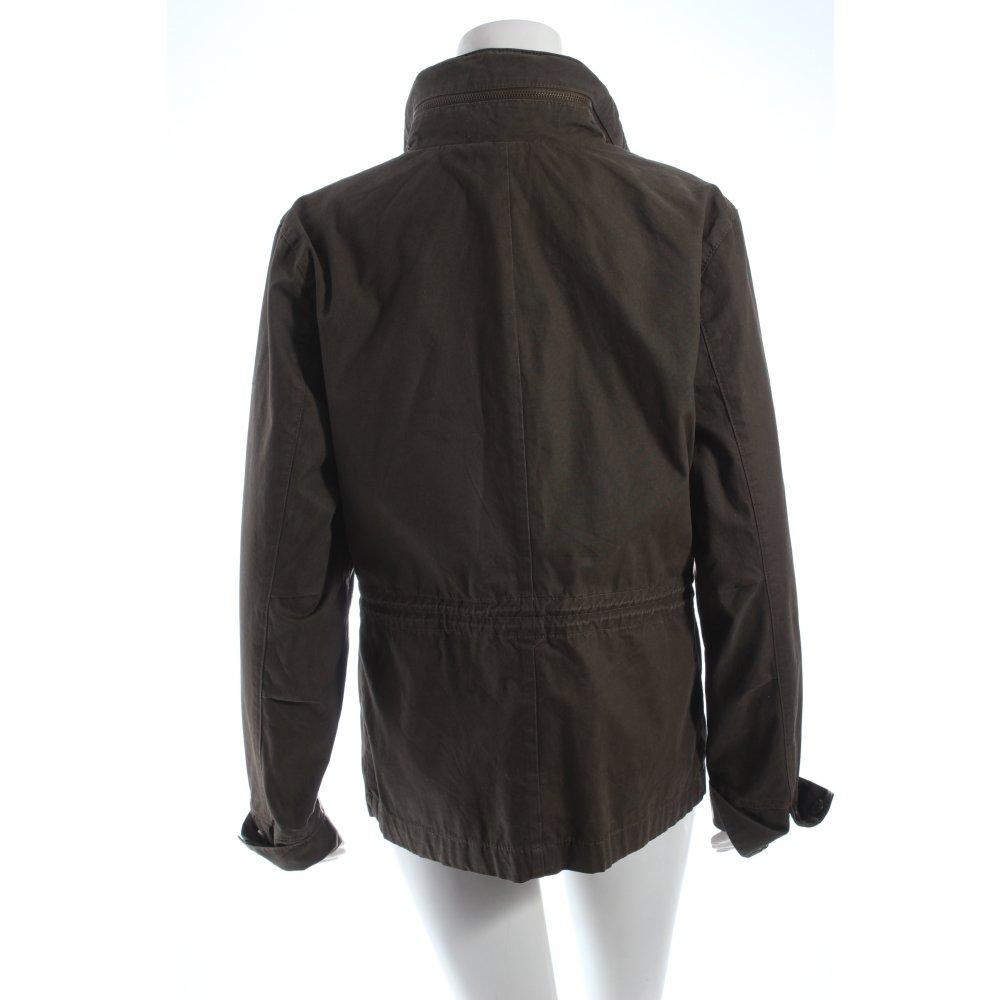 marc o polo between seasons jacket khaki women s size uk 10 cotton. Black Bedroom Furniture Sets. Home Design Ideas