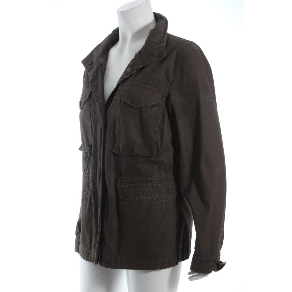 marc o polo between seasons jacket khaki women s size uk. Black Bedroom Furniture Sets. Home Design Ideas