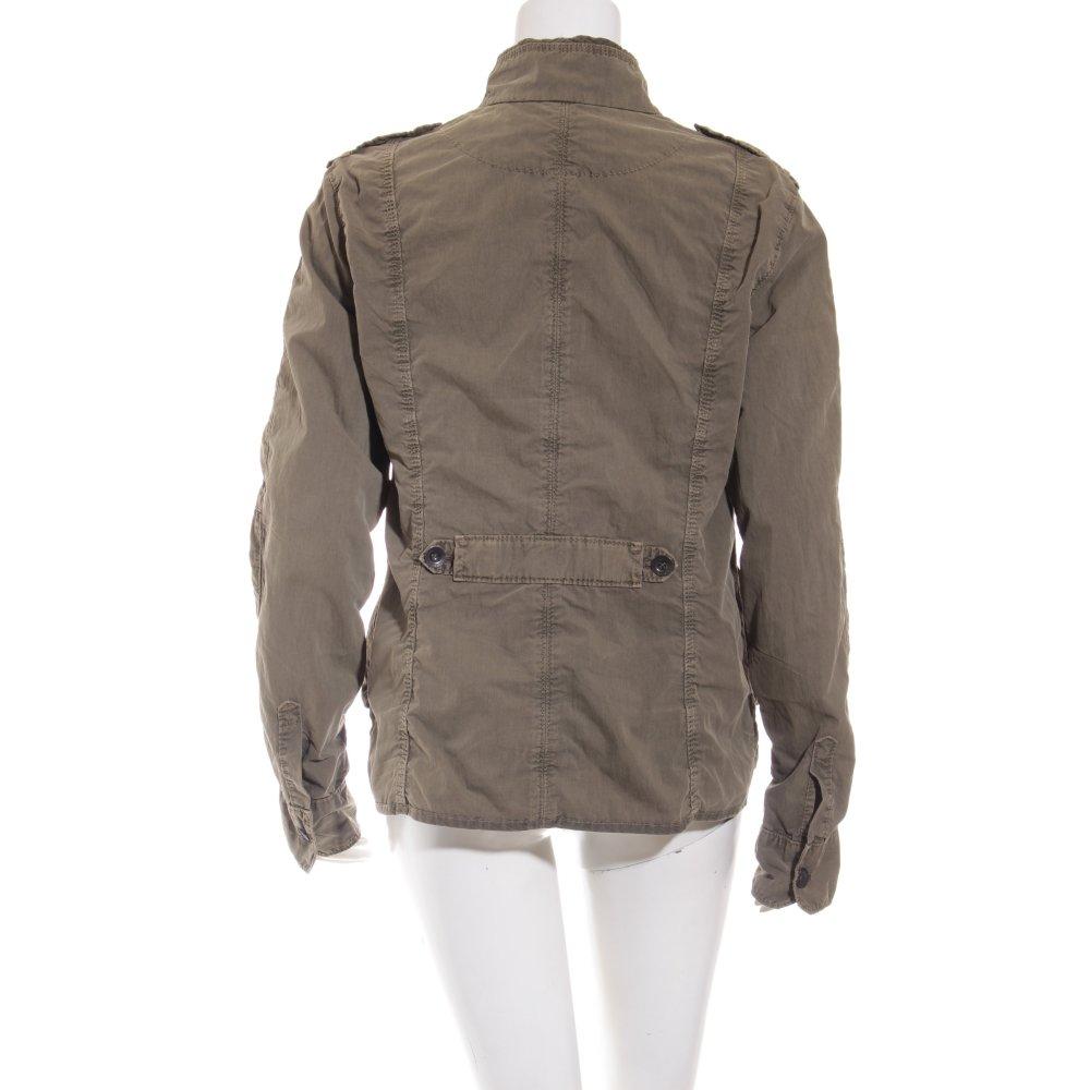 marc o polo between seasons jacket khaki safari look women. Black Bedroom Furniture Sets. Home Design Ideas