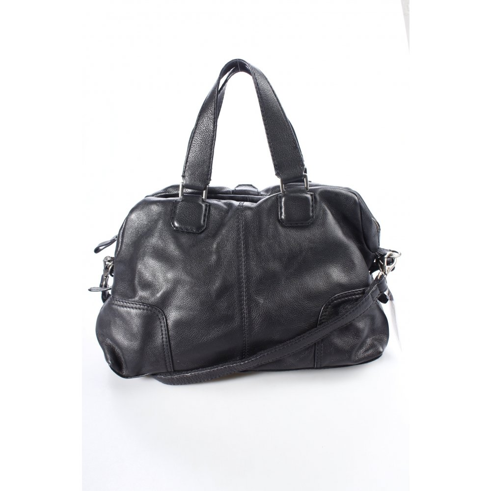 marc o polo umh ngetasche schwarz casual look damen tasche bag crossbody bag. Black Bedroom Furniture Sets. Home Design Ideas