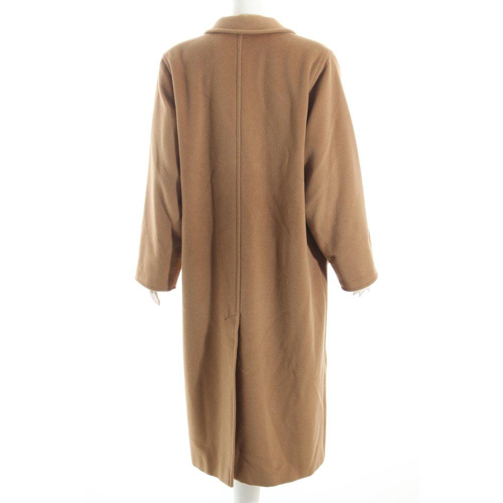 max mara wool coat camel casual look women s size uk 14 ebay. Black Bedroom Furniture Sets. Home Design Ideas