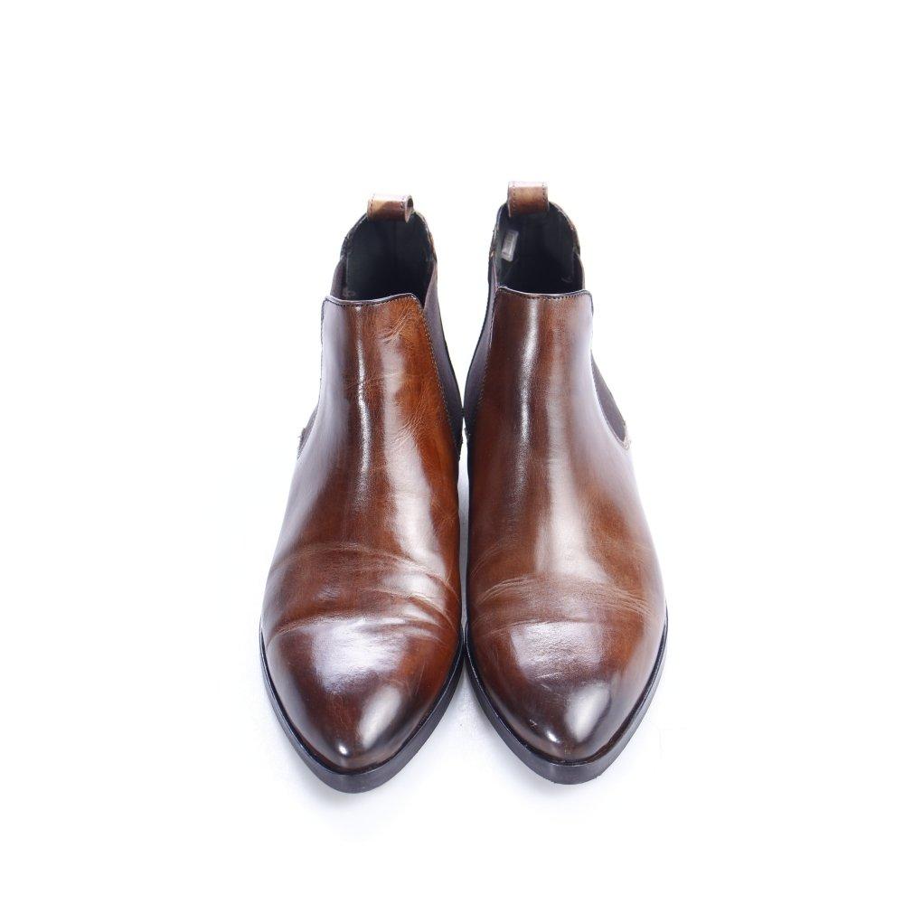 melvin hamilton ankle boots jessy braun damen gr de. Black Bedroom Furniture Sets. Home Design Ideas