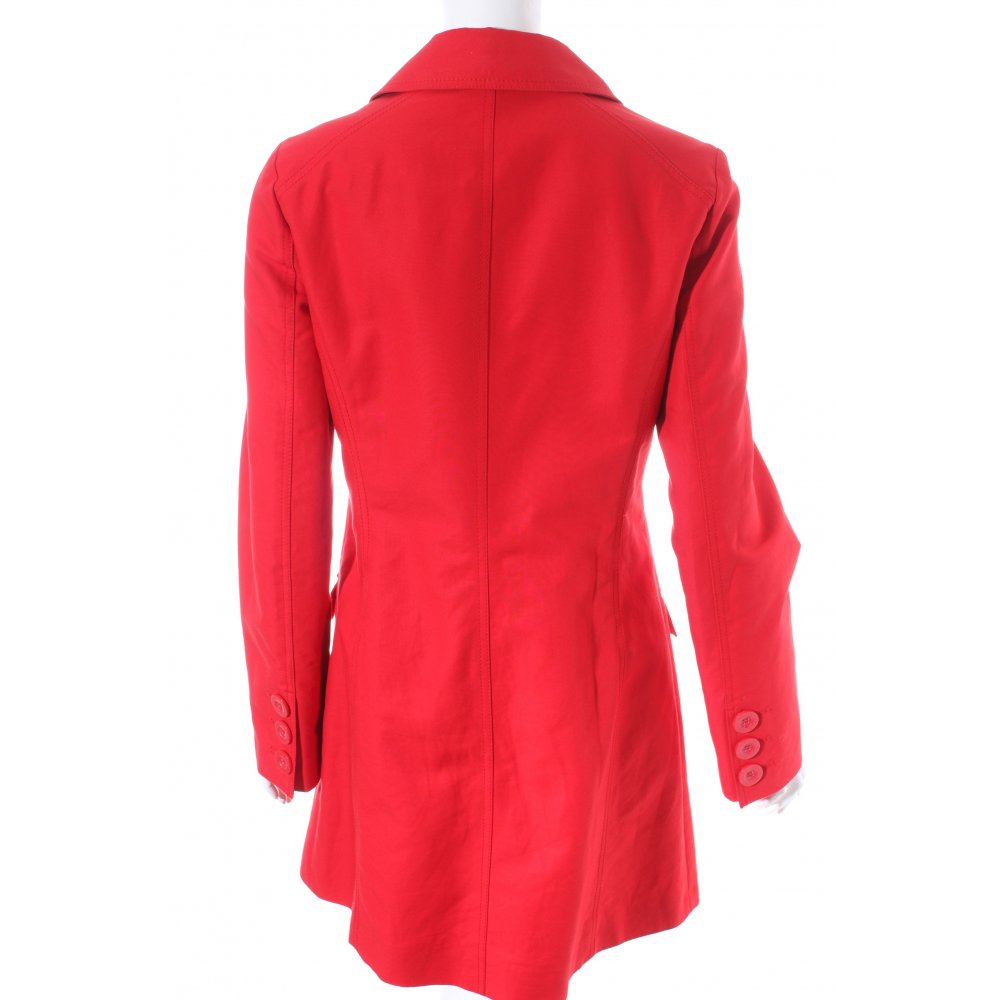 mexx trenchcoat rot casual look damen gr de 38 mantel. Black Bedroom Furniture Sets. Home Design Ideas