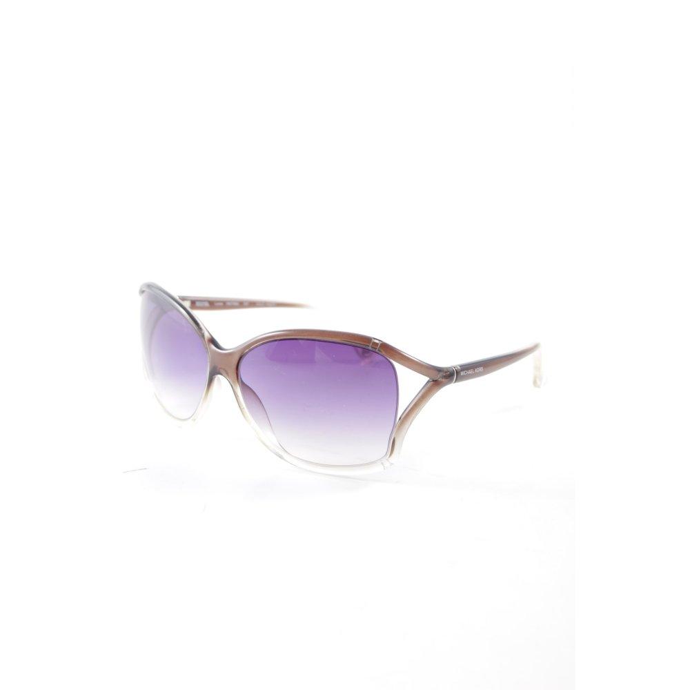 michael kors eckige sonnenbrille farbverlauf street fashion look damen ebay. Black Bedroom Furniture Sets. Home Design Ideas