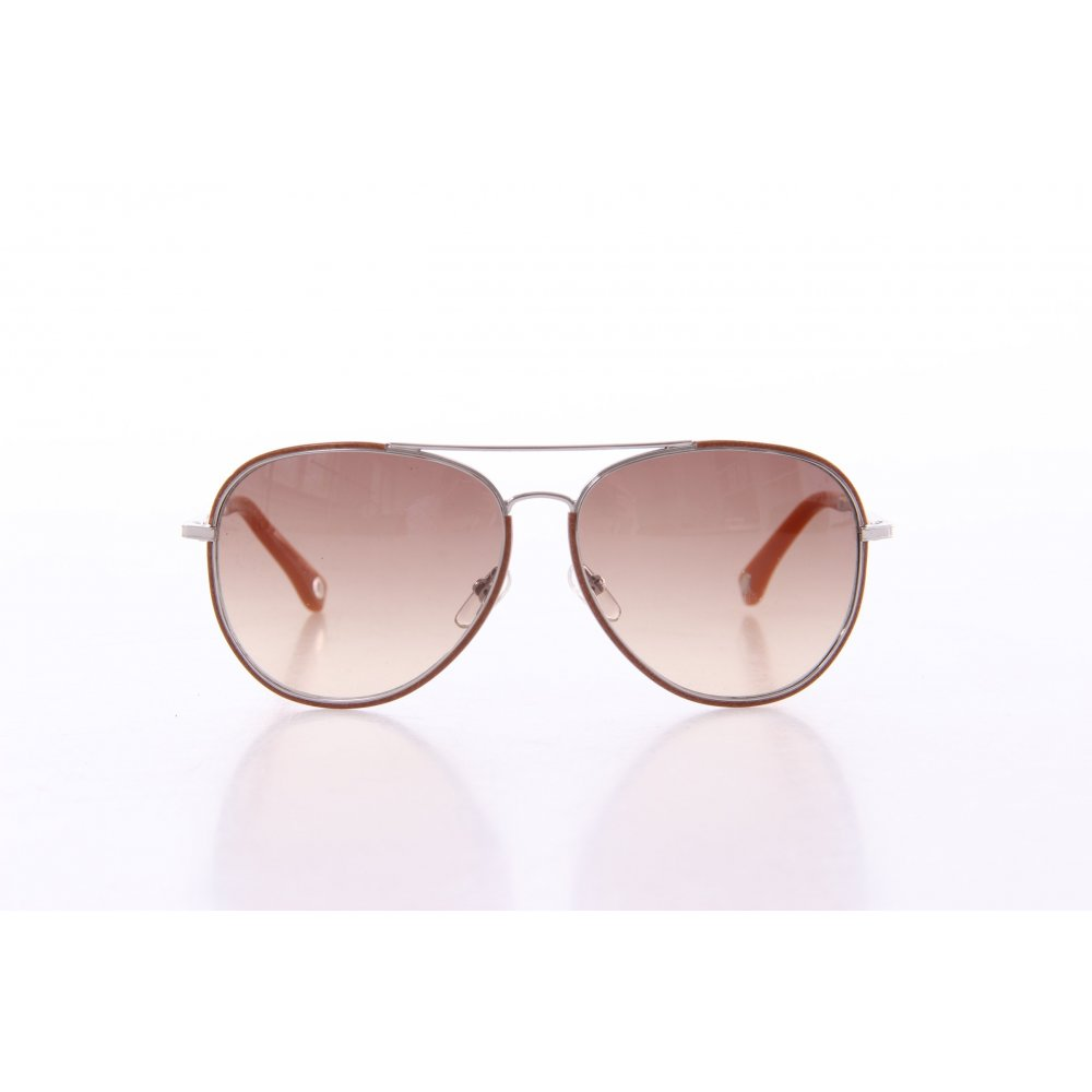 michael kors pilotenbrille damen braun sonnenbrille sunglasses ebay. Black Bedroom Furniture Sets. Home Design Ideas