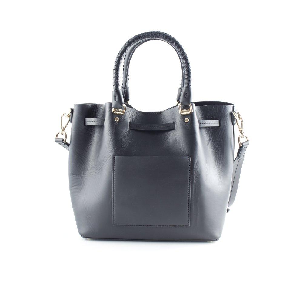 michael kors shopper blakely md bucket bag black schwarz. Black Bedroom Furniture Sets. Home Design Ideas