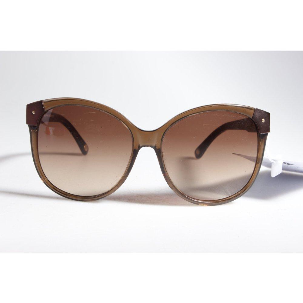 michael kors sonnenbrille braun transparent damen sunglasses. Black Bedroom Furniture Sets. Home Design Ideas
