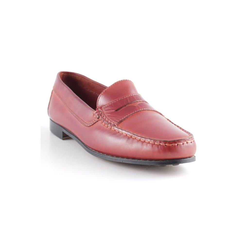 Mocasines negro estilo «business» Mujeres Talla EU 37 37 EU  Zapatos  Cuero e476a2