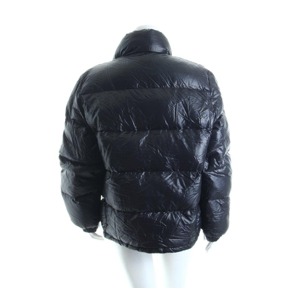 moncler daunenjacke schwarz damen gr de 38 jacke jacket down jacket ebay. Black Bedroom Furniture Sets. Home Design Ideas