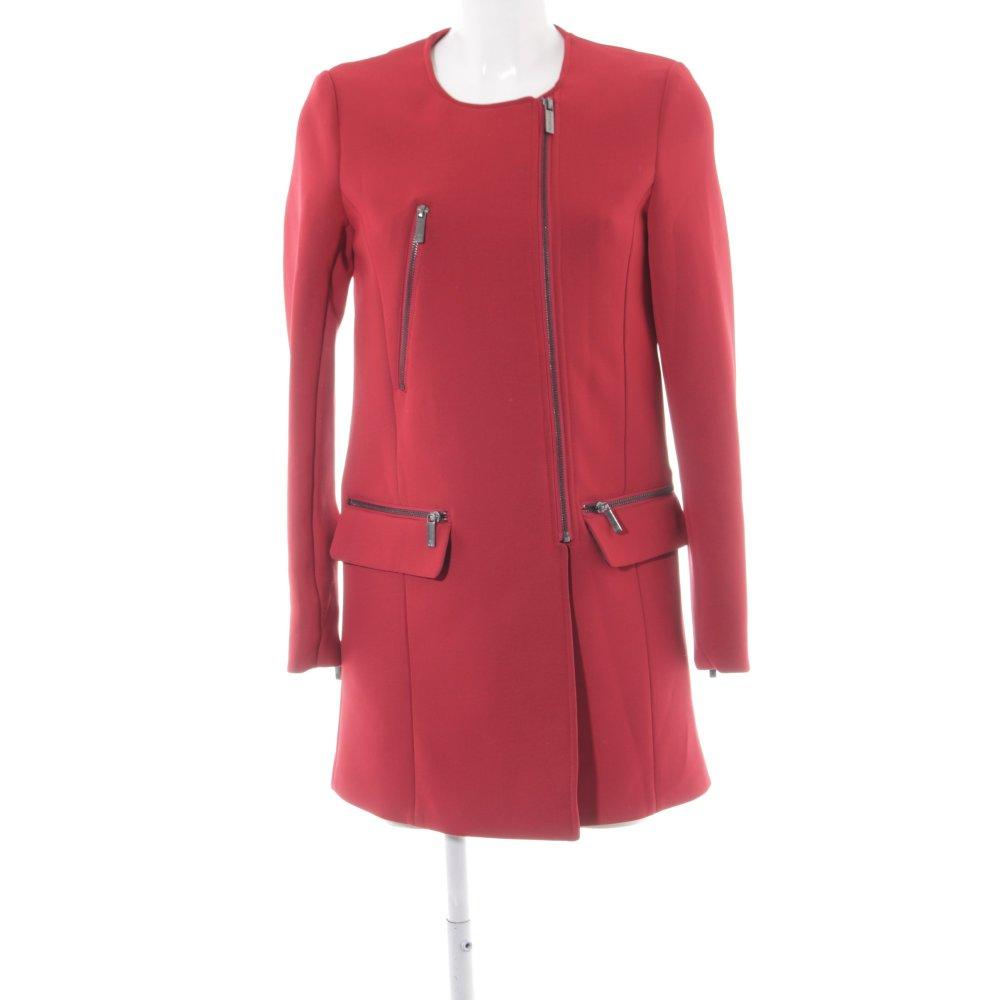 cappotto donna mattone