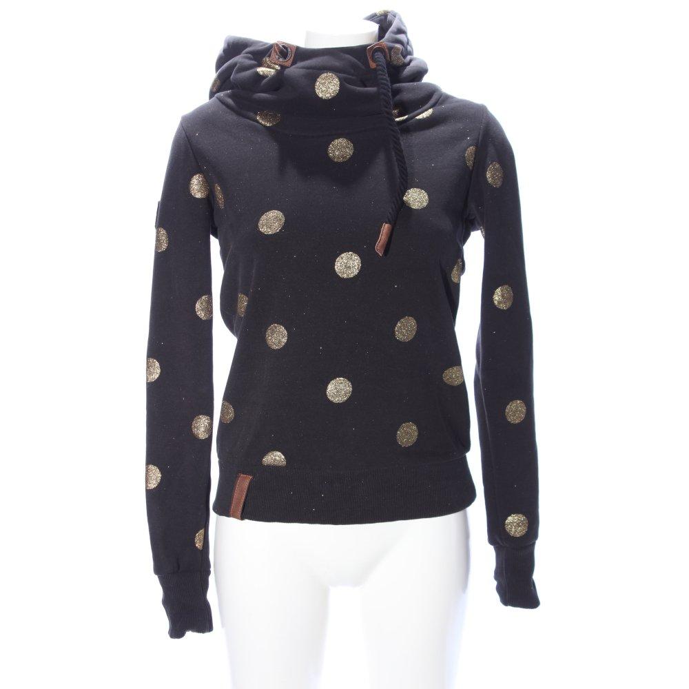 Damen Jacke Naketano Freemason III Jacket, Black,Gr. XS
