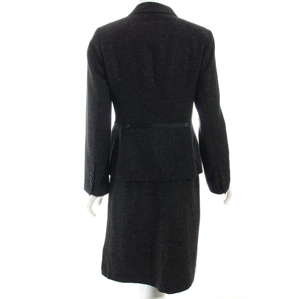 opus kost m dunkelgrau business look damen gr de 38 anzug. Black Bedroom Furniture Sets. Home Design Ideas