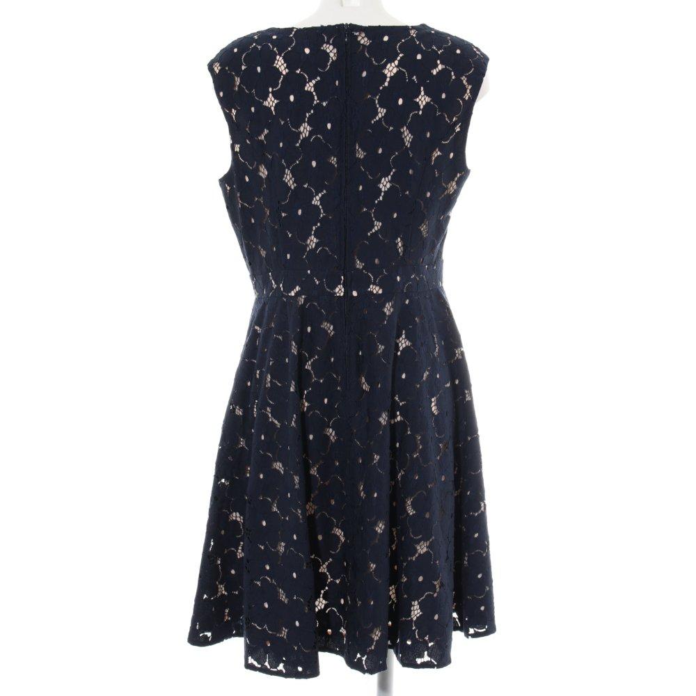 ORSAY Cocktailkleid blau Elegant Damen Gr. DE 44 Kleid ...