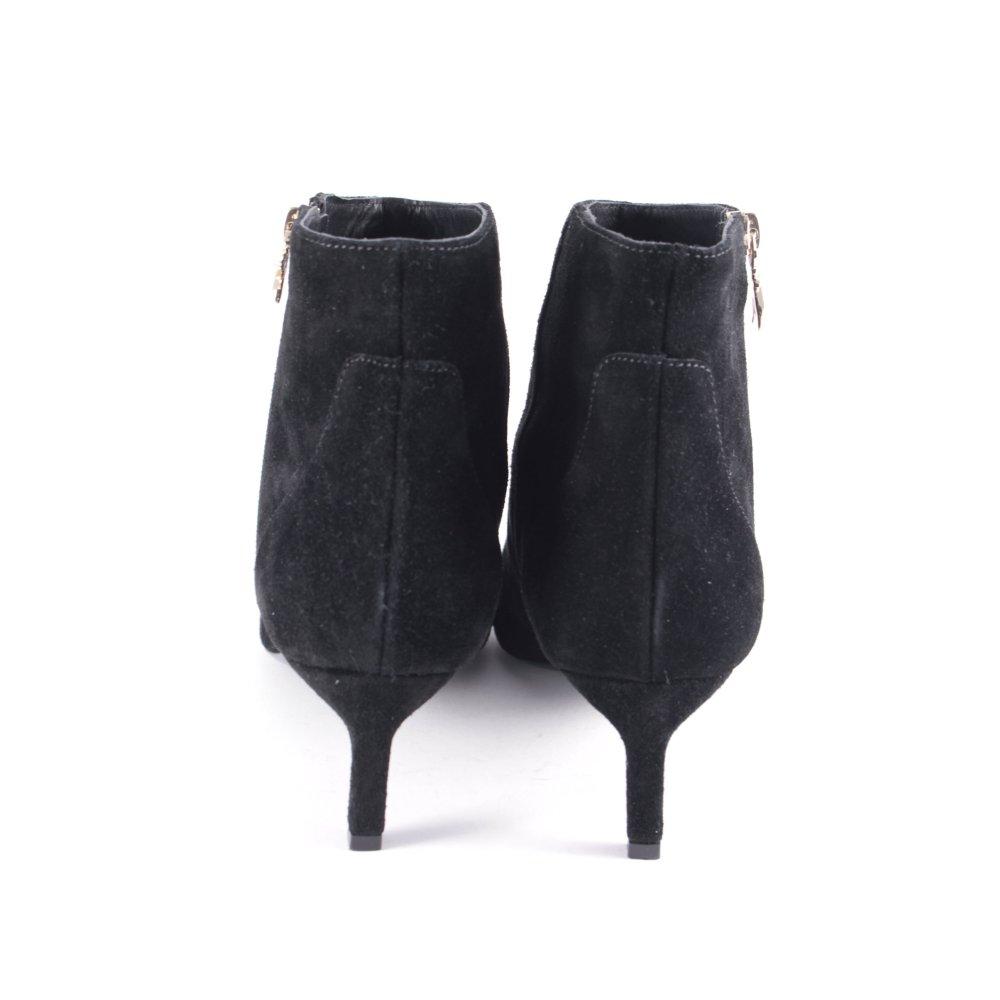 patrizia pepe ankle boots schwarz elegant damen gr de 41. Black Bedroom Furniture Sets. Home Design Ideas
