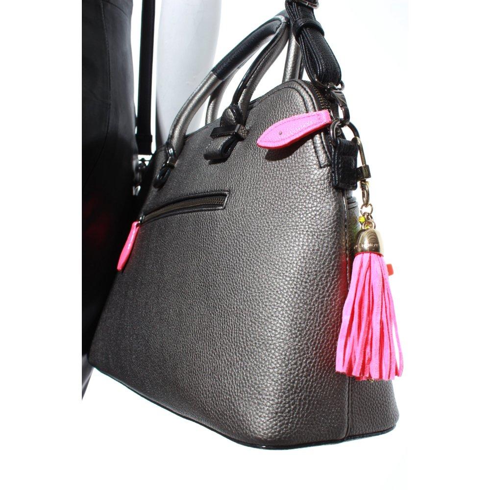 "PAULS BOUTIQUE Handbag ""Maisy"" silver-colored Women's Bag ..."