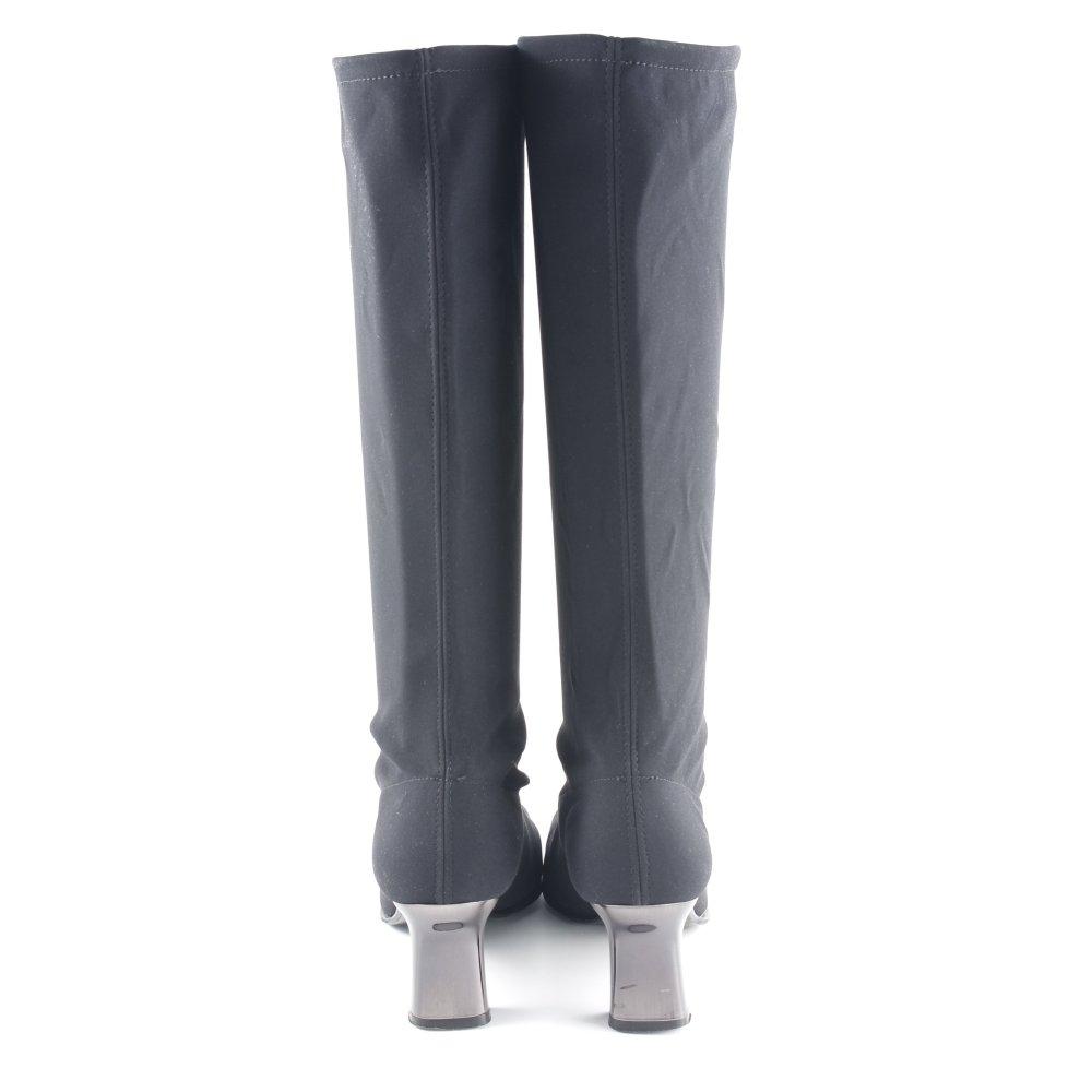 Business Look 38 Stiefel Details Zu Damen GrDe Boots Absatz