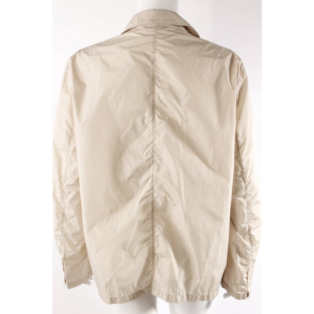 prada windjacke creme damen gr de 38 jacke jacket windstopper windbreaker ebay. Black Bedroom Furniture Sets. Home Design Ideas