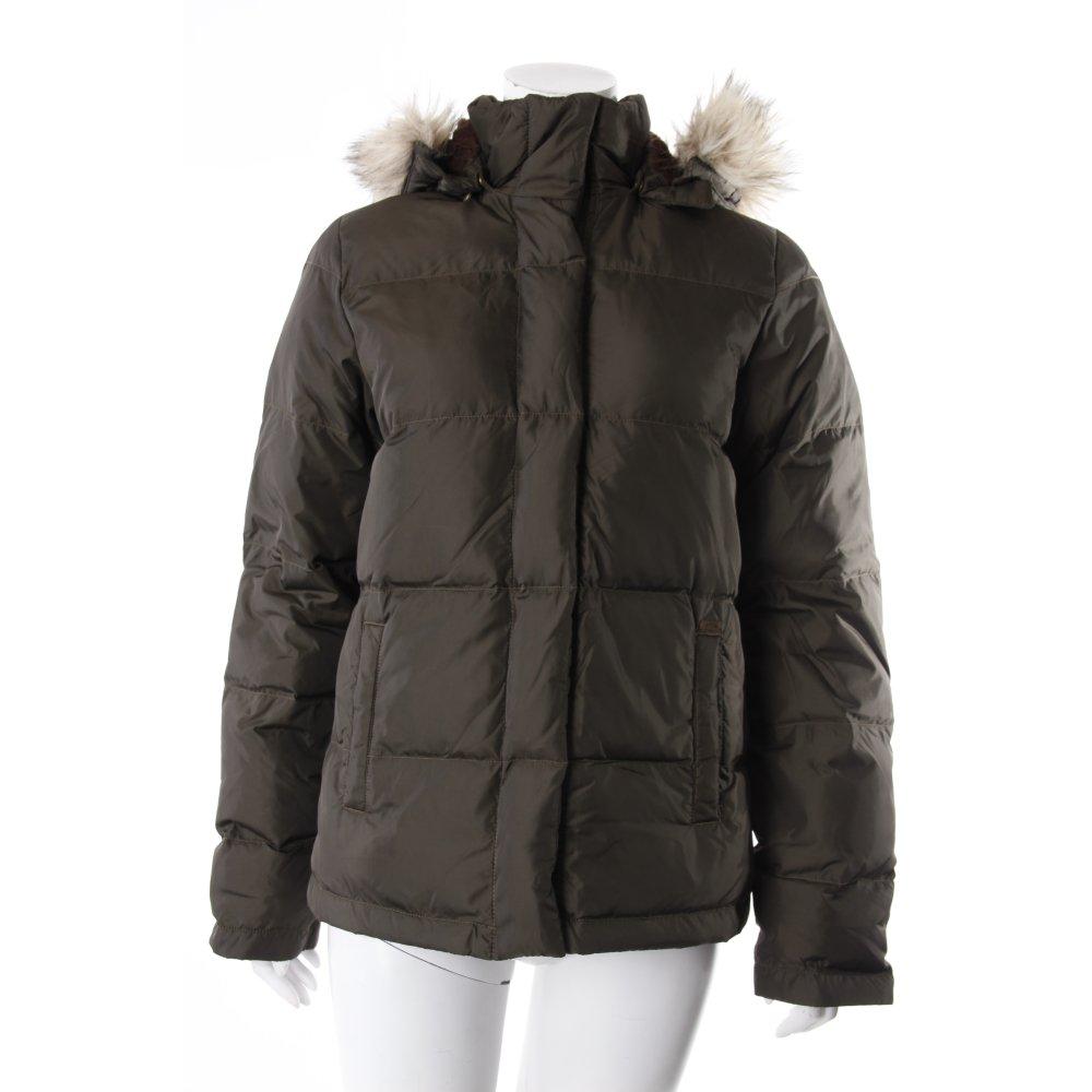 ralph lauren denim supply daunenjacke dunkelgr n damen gr de 36 jacke jacket ebay. Black Bedroom Furniture Sets. Home Design Ideas