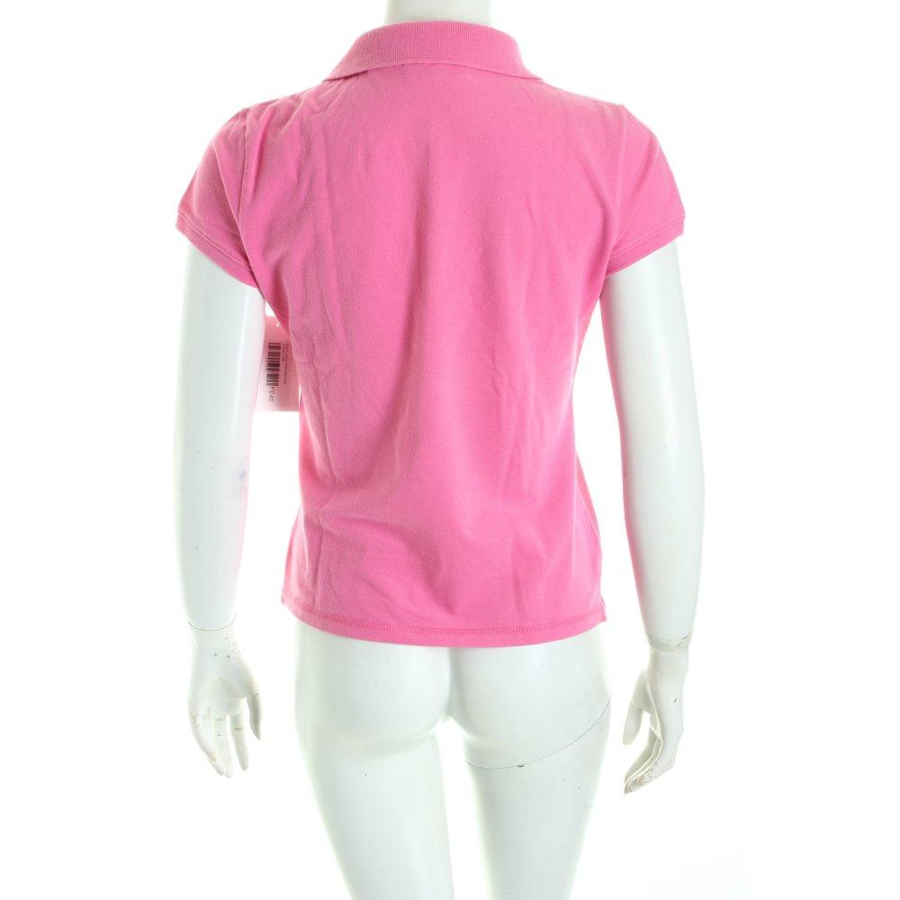 ralph lauren polo shirt pink casual look damen gr de 38. Black Bedroom Furniture Sets. Home Design Ideas