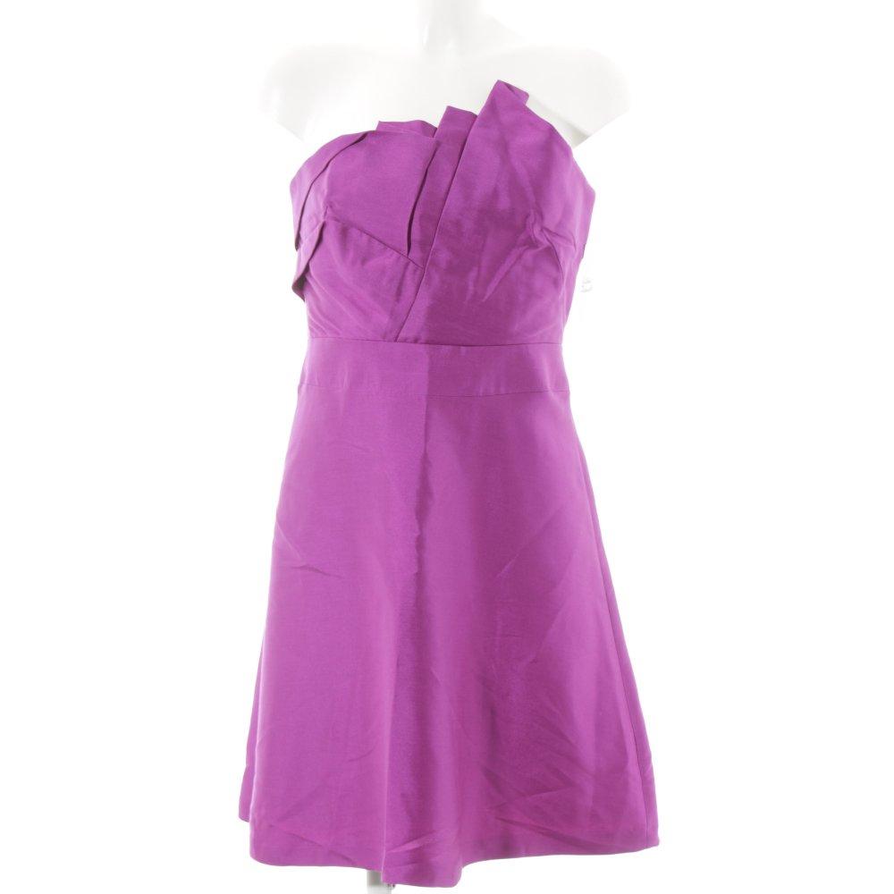 REISS Cocktailkleid lila Elegant Damen Gr. DE 38 Kleid Dress ...