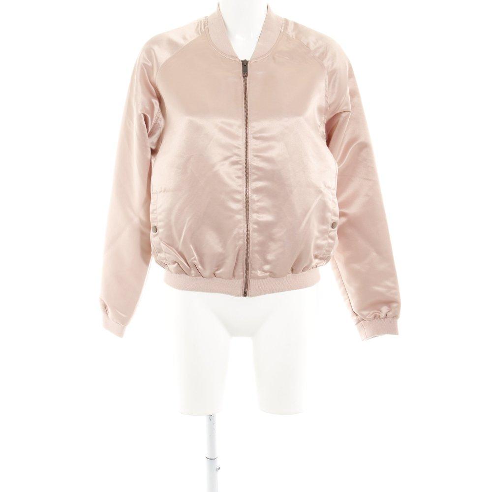 wholesale dealer 94769 44e0e Dettagli su REVIEW Giacca fitness color oro rosa stile casual Donna Taglia  IT 42