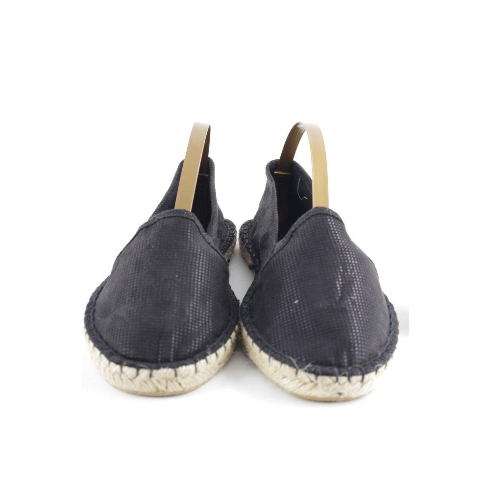 s oliver espadrilles sandalen schwarz beach look damen gr. Black Bedroom Furniture Sets. Home Design Ideas