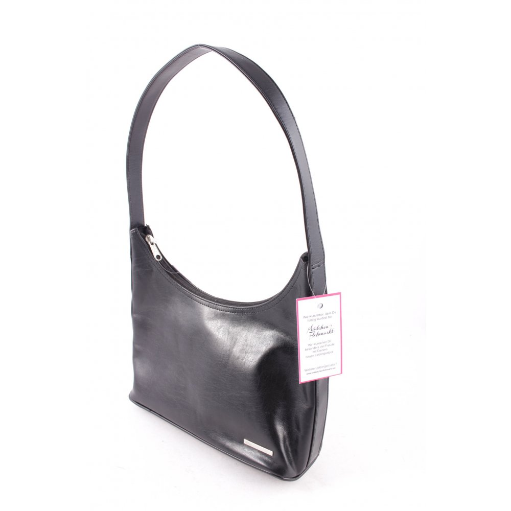s oliver handtasche schwarz damen tasche bag handbag ebay. Black Bedroom Furniture Sets. Home Design Ideas
