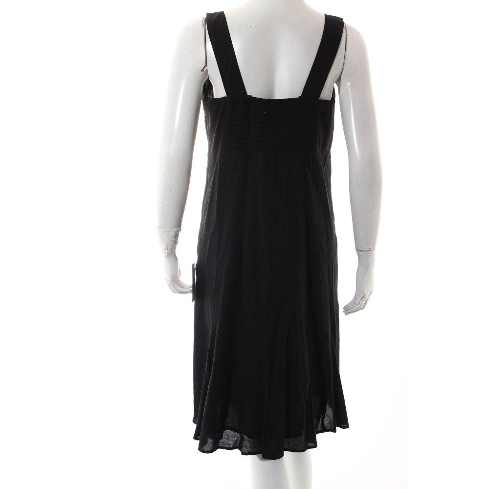 s oliver kleid schwarz klassischer stil damen gr de 38. Black Bedroom Furniture Sets. Home Design Ideas