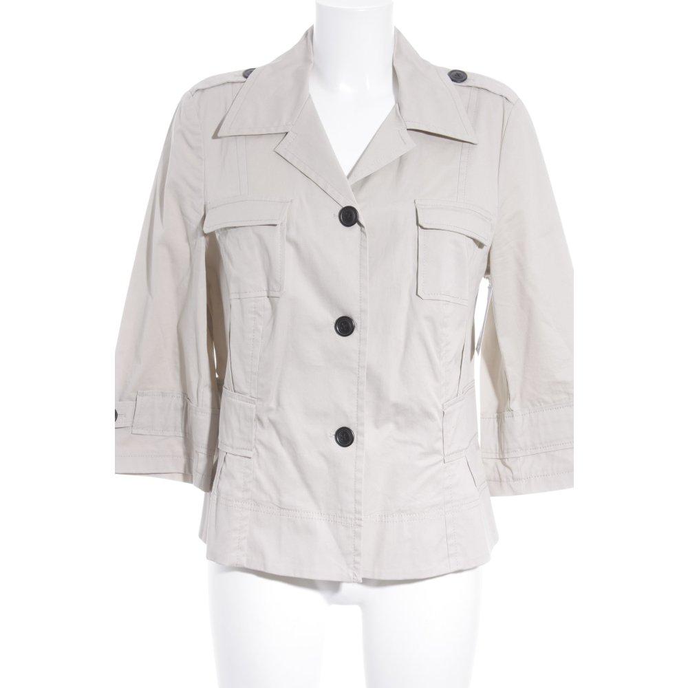 s oliver kurz blazer beige casual look damen gr de 42. Black Bedroom Furniture Sets. Home Design Ideas