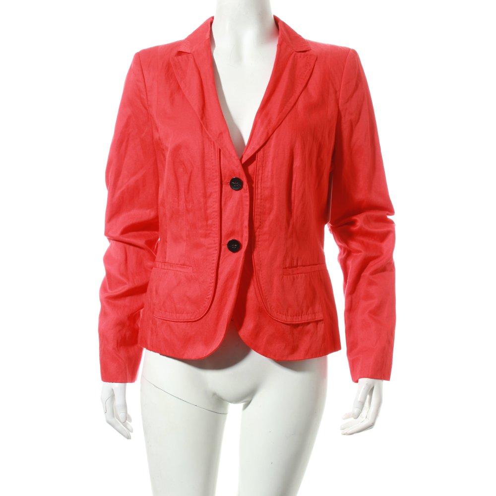 s oliver selection blazer rot business look damen gr de 38 ebay. Black Bedroom Furniture Sets. Home Design Ideas