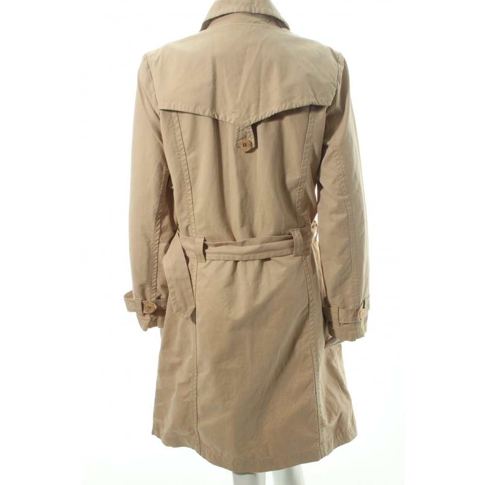 s oliver trench coat beige classic style women s size uk 8 ebay