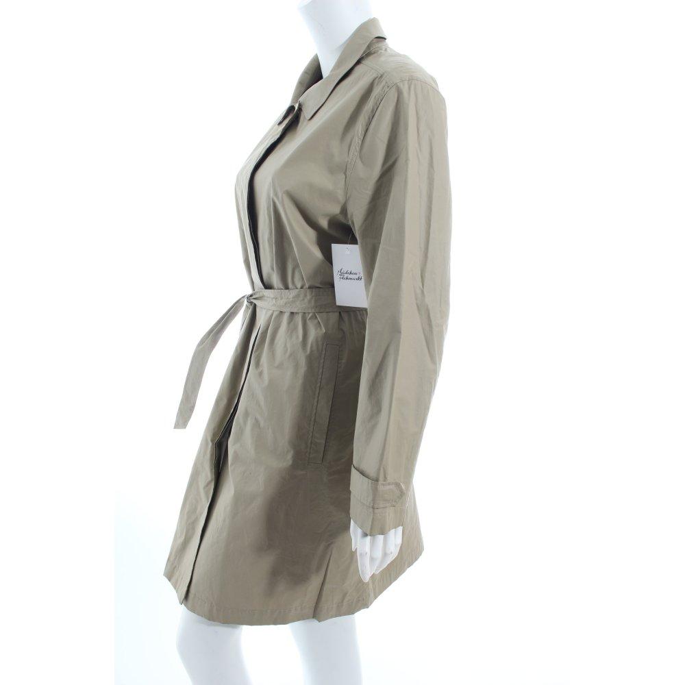 details about s oliver between season s coat beige women s size uk 8. Black Bedroom Furniture Sets. Home Design Ideas
